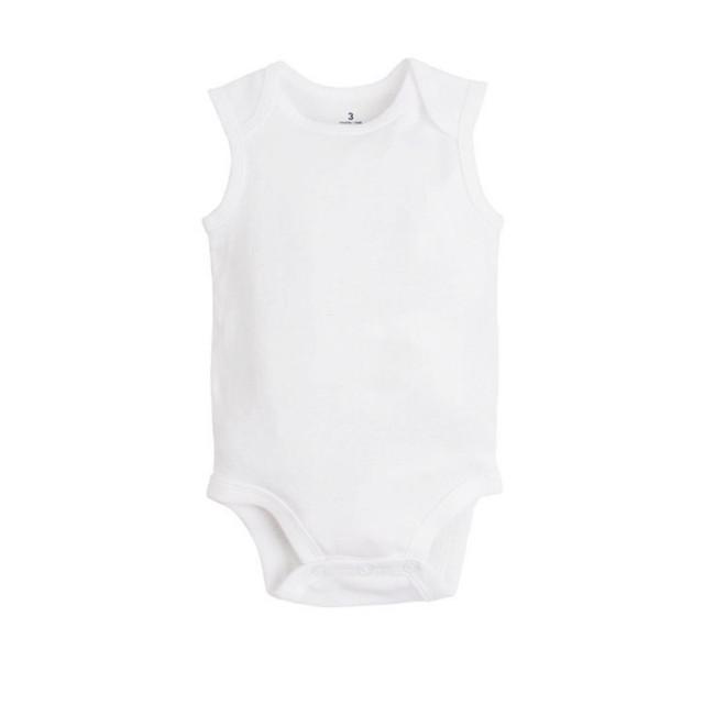 5 PCS Cotton Baby Bodysuits & Jumpsuits