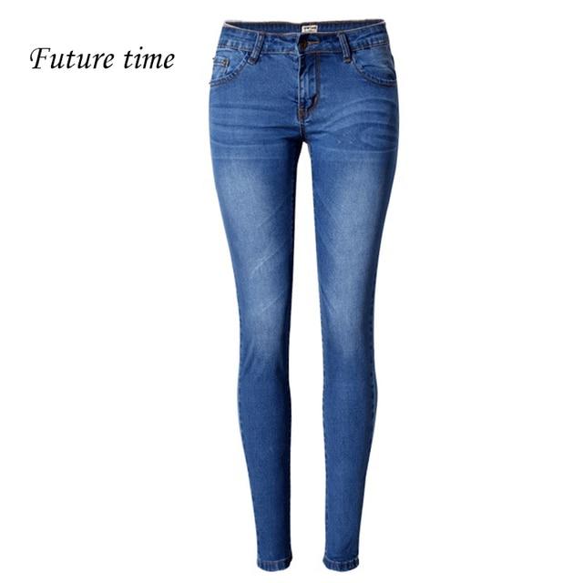 2017 women jeans, slim skinny tight denim pants, sexy push up fitting pencil jeans pants, bleached elastic vintage pants C2007