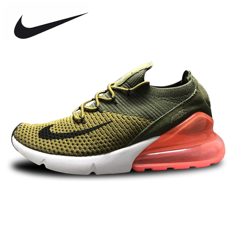NIKE AIR MAX 270 Running Shoes Sneakers Sports Outdoor Orange for Women AO1023 003 36 39-in Running Shoes from Sports & Entertainment on Aliexpress.com ...