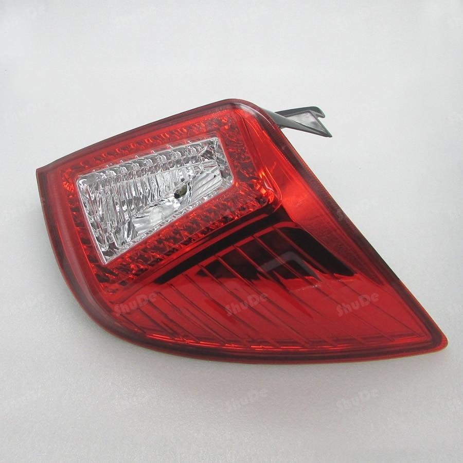 Pour lifan suv X60 queue lampe feu arrière combinaison lampe la lampe de frein arrière assemblée 1 pcs