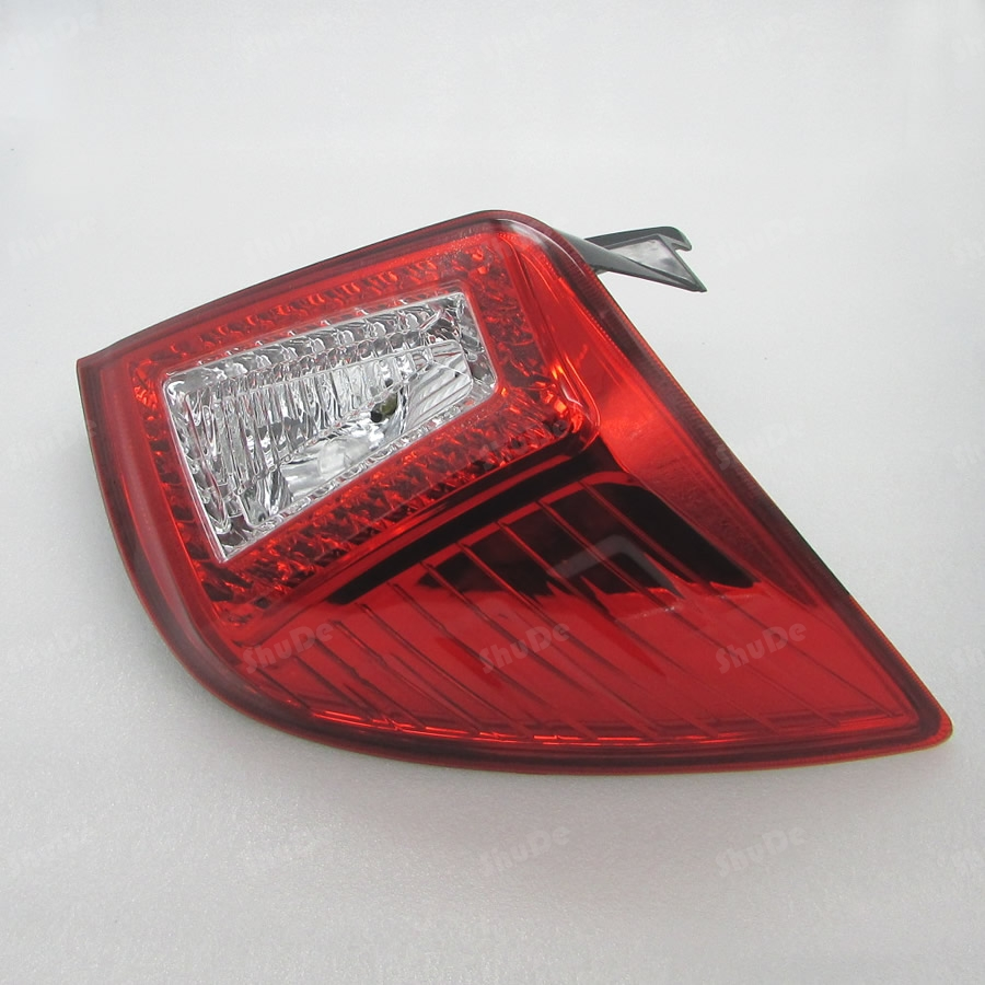 for lifan suv X60 tail lamp taillamp combination lamp the rear brake lamp assembly 1pcs 1pcs right side rh 8330a598 rear tail light taillamp assembly for mitsubishi pajero v97 2007 2015
