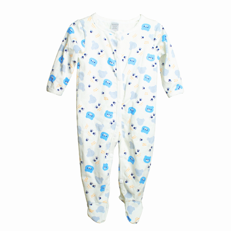Cotton Newborn Baby Girl Rompers Boy Jumpsuits Kids Clothes Body Suit Cartoon Long Sleeve Clothes One Pieces Baby Rompers Infant cotton baby rompers set newborn clothes baby clothing boys girls cartoon jumpsuits long sleeve overalls coveralls autumn winter