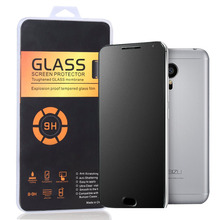 GXE 9H No Fingerprint Matte Tempered Glass Anti-glare Frosted Display screen Protector Movie for Meizu M2 Word MX4 MX5 MX5e Note2 M2