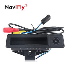 Navifly For BMW 3 series E90 E91 E92/5 series E60 E61 E63 E64/X5 E70/X6 E71/Car Rear View Camera Auto Parking Monitor HD Video