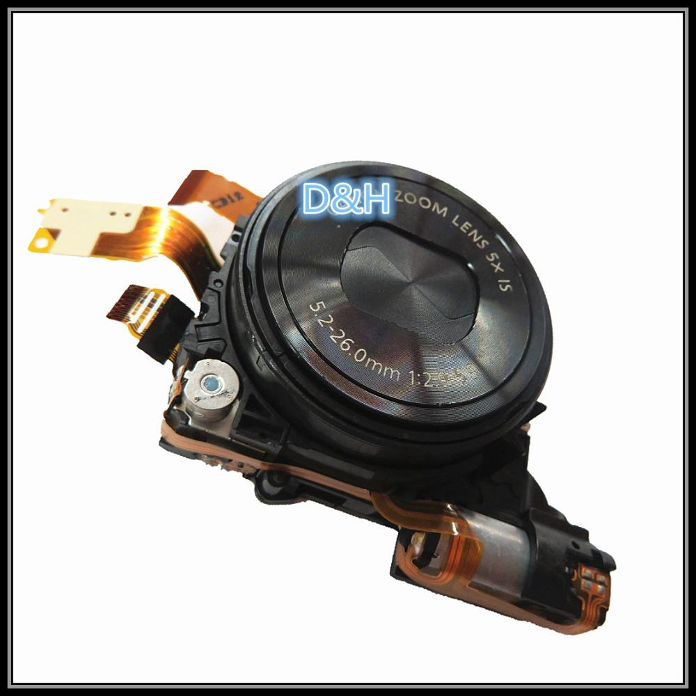 100% Original zoom lens +CCD unit Repair Part For Canon PowerShot S200;S200V;S200 V;PC2033 Digital camera|lens for canon|lens zoompartes canon - title=