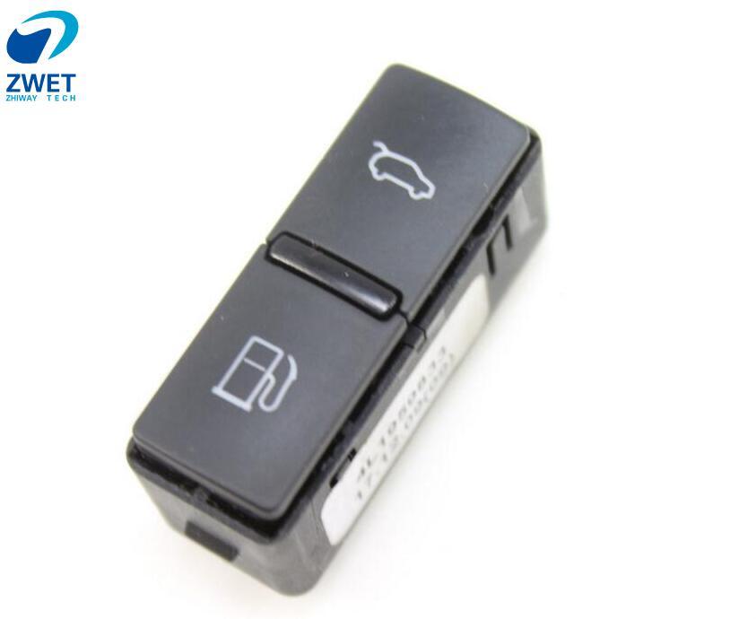 ZWET Car Trunk Unlock Switch for AUDI  Q7 TRUNK RELEASE  FUEL DOOR SWITCH  BUTTON 4L1959833