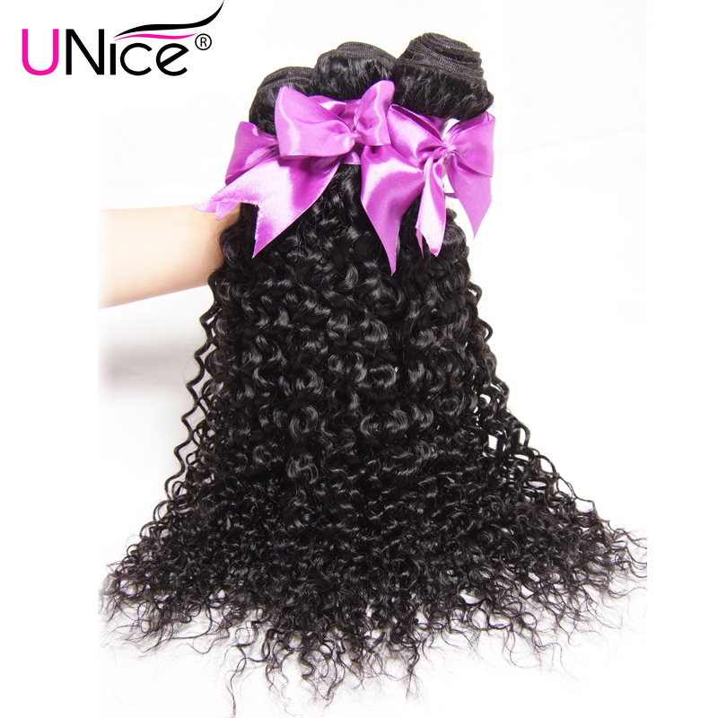 15A Malaysian Virgin Hair Curly Bundle Deals UNice Hair Company ...