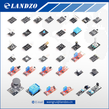 37 IN 1 SENSOR KITS FOR ARDUINO HIGH-QUALITY For Arduino Starters free shipping (Works with Official for Arduino Boards)
