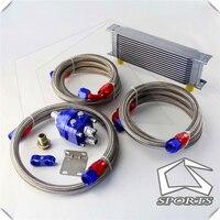 13 linha AN-10AN universal óleo cooler + filtro kit de recolocação