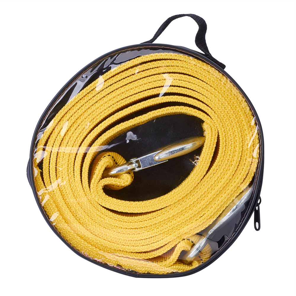 Car towing cables: types, characteristics, selection 65