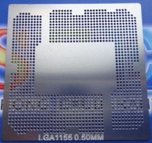 Direct Heated Stencils LGA1155 CPU Stencil Template