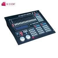 Новый Sunny 512 DMX 512 этап DJ Light контроллер перемещение головы номинальной света DMX консоли Sunny512 DMX контроллер для dj оборудование