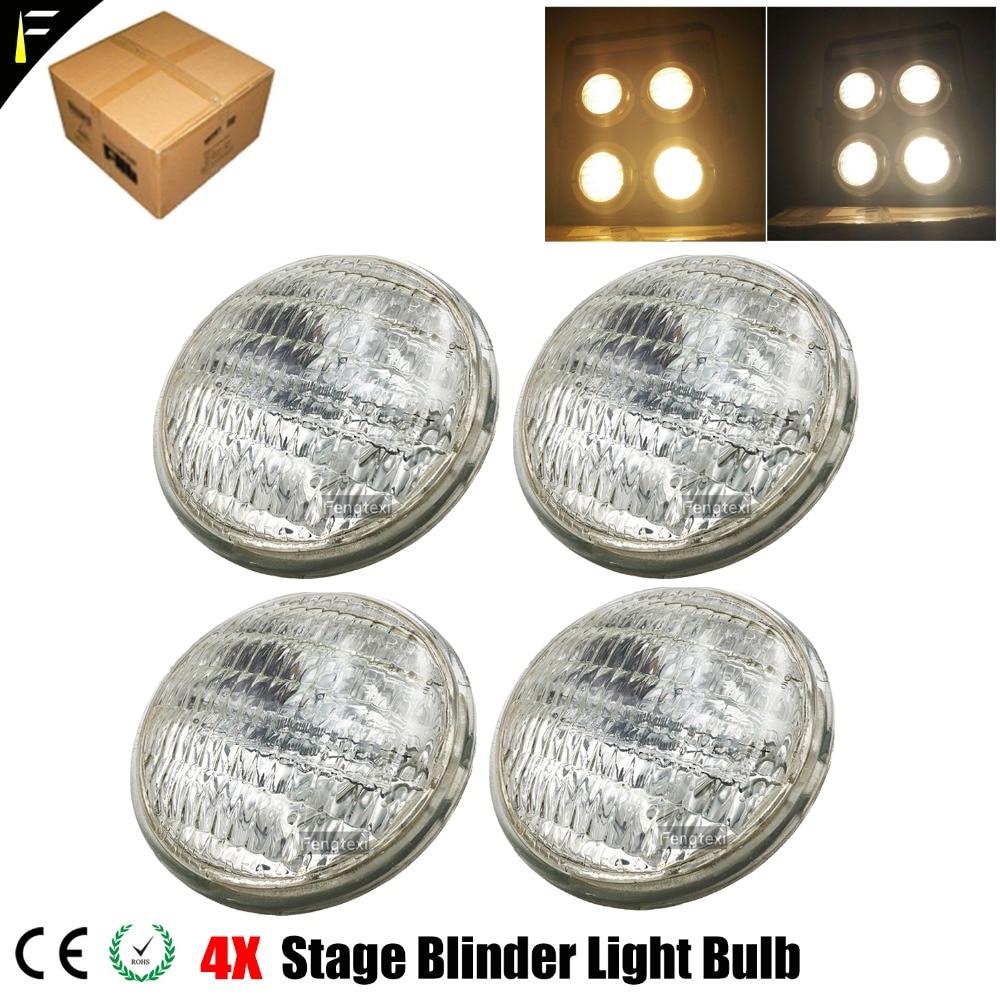 4PCS/LOT DWE650 Stage Audience Blinder 650w Light Par Lamp Replacement Theater Front Light Blinder 4 6 8 Kit Lamp DWE 650