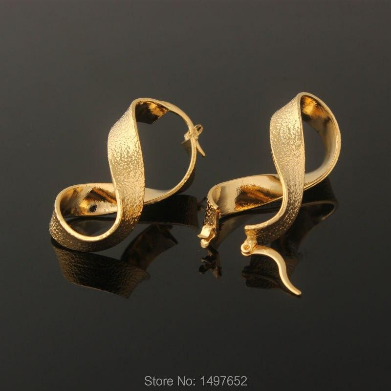 Adixyn New Arrival Dangle Earrings / Gold Color Drop Earrings Fashion Jewelry For Women African Australia Kenya and USA