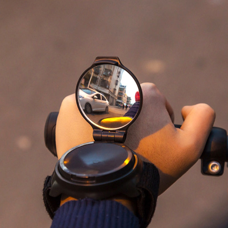 360 degree rotating mirror ABS bicycle rearview mirror riding rotation anti-comfort durable outdoor riding rearview mirror360 degree rotating mirror ABS bicycle rearview mirror riding rotation anti-comfort durable outdoor riding rearview mirror