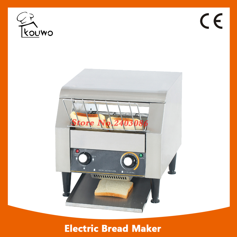 Commercial Electric Conveyor Toaster/bread Toaster With Cover/commercial Toaster,High Quality Conveyor Toaster shipule commercial conveyor toaster bakery oven electric conveyor toaster bakery oven for free shipping