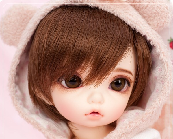 1/6 scale 27cm BJD nude doll DIY Make up,Dress up 1/6 BJD/SD doll .fairyland littlefee bisou fl .not included Apparel and wig 1 4 scale 43cm bjd nude doll diy make up dress up sd doll bory not included apparel and wig