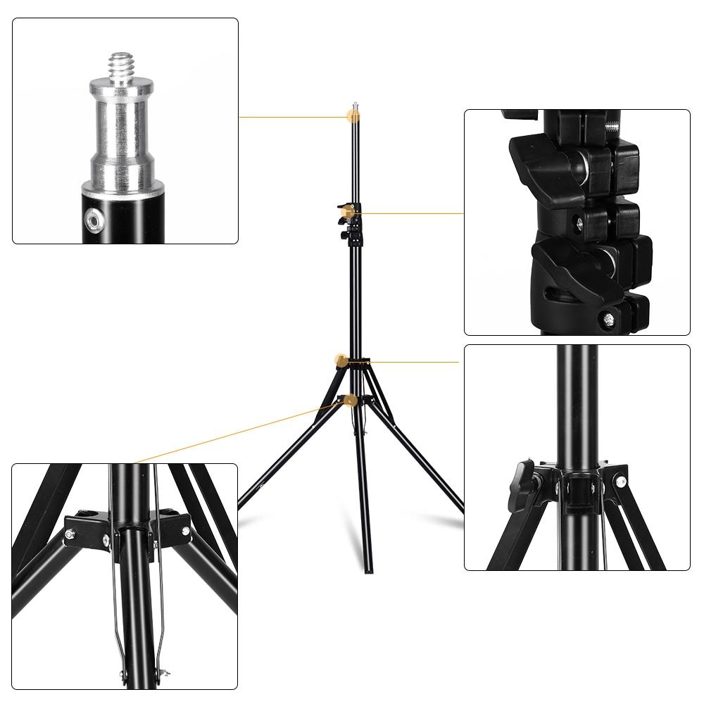 luz guarda-chuva suporte 1.8 m 71 polegada