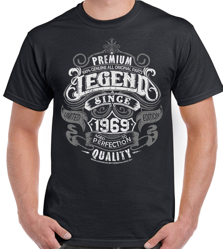 Premium Legend Since 1990 29th Birthday Mens Funny T-Shirt 29 Year Old Top
