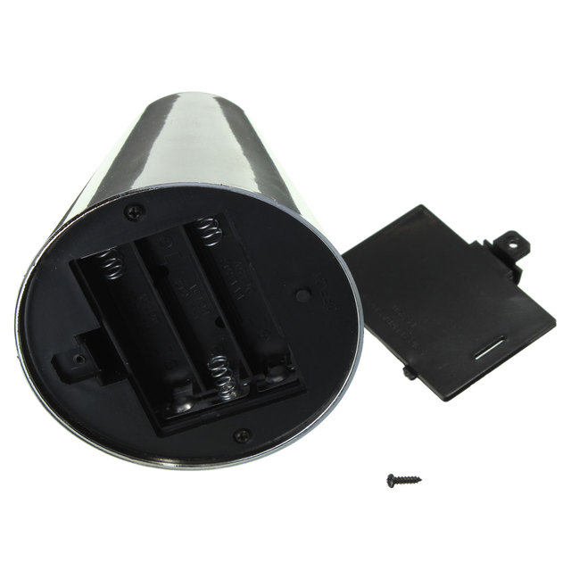 Romantic Optic LED Night Light Color Change Desk Table Lamp Relaxing Lighting Home Decor
