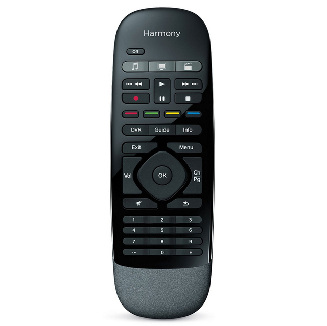 b9fe93c8839 Remote for Logitech Harmony Smart Control Add-On Companion Remote for  Harmony Ultimate Hub