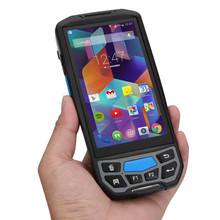 Barcode PDA Android 8.1 Scanner 5 inch screen Rugged Carrier Inventory Honeywell 6603 QR code 2D Barcode scanner PDA