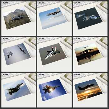 XGZ Various Aircraft Wallpaper Rubber Mouse Pad Russian Free Shipping Gamin Player Laptop Tablet Office Computer Mouse Pads Game image