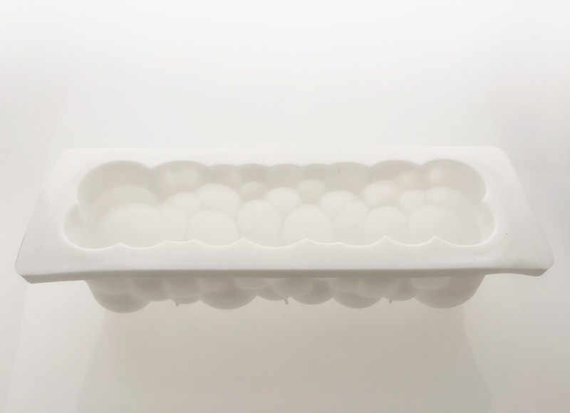 SHENHONG bulut silikon kalıp serisi tatlılar 3D sanat kek kalıp pişirme çikolatalı mus DIY araçları pasta ev Paryt ev yapımı