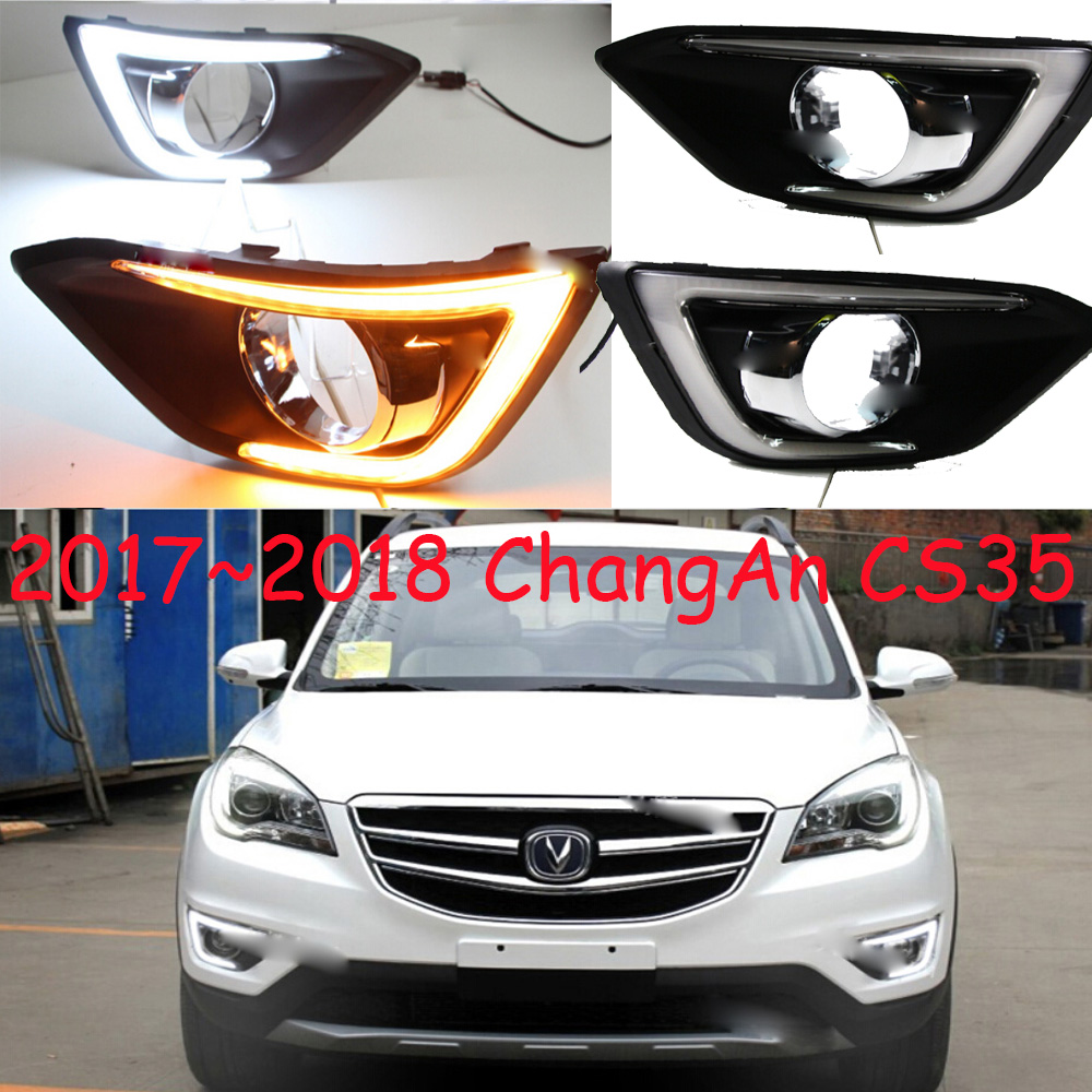 LED 2017 2018 ChangAn CS35 Daytime Light CS35 fog light CS35 headlight CS75 eado CS35 Taillight