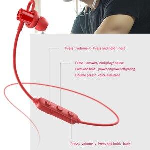 Image 5 - Edifier w200bt (se) fone de ouvido sem fio bluetooth 5.0 ipx4 avaliado à prova dwaterproof água 7hrs de reprodução função magnética fone de ouvido bluetooth