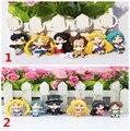Sailor Moon Figura Juguetes Muñecas DEL PVC Marinero Tsukino Usagi Marte Júpiter Venus Mercurio Tuxedo Llavero Colgante 2 Estilos Envío Gratis