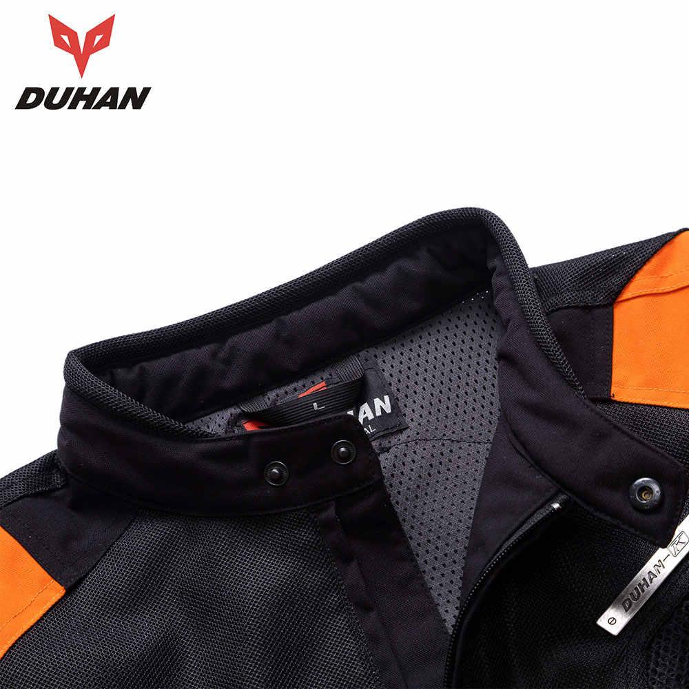 Духан мотоциклетная мужская куртка оборудование летняя дышащая мотоциклетная куртка moto cross Off-Road Jaqueta Cloth Racing moto