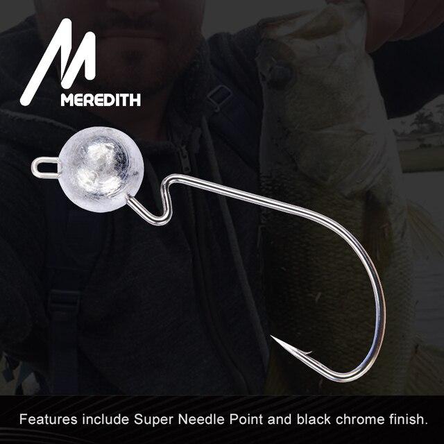 Amazing MEREDITH 10pcs/Lot Exposed Lead Jig Head Fishhooks cb5feb1b7314637725a2e7: 10g-10pcs|14g-10pcs|3.5g-10pcs|5g-10pcs|7g-10pcs