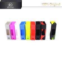 10pcs protective silicone case for 200W Joyetech eVic Primo box mod colorful silicone skin cover case e cigarettes Joyetech MOD