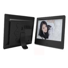 7-дюймовый HD Цифровая фоторамка видео плеер Цифровая фоторамка с музыкой, функция видео