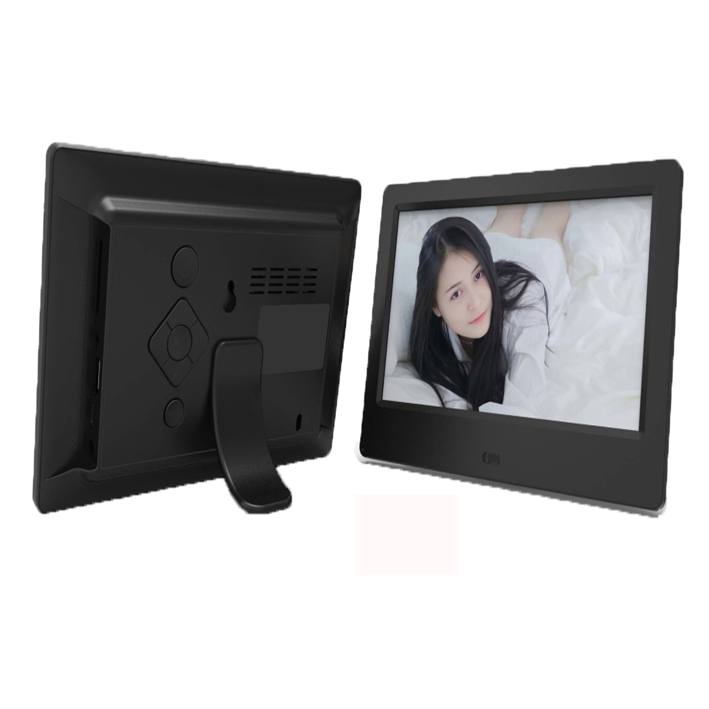 7-inch HD digital photo frame Video Player digital photo frame with music, video function Free shipping7-inch HD digital photo frame Video Player digital photo frame with music, video function Free shipping