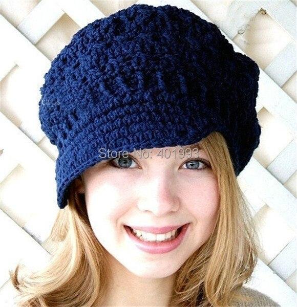 Free shipping Handmade crochet baby girl Spring hat crochet girl caps girl  Summer hat baby hat summer flower hat 0979f02f50