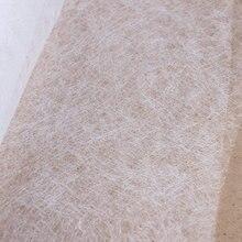 Нетканые плавкие Прокладочные легко гладить на швейной ткани соединяются Лоскутные Прокладочные двусторонний клей ватин 112*100 см