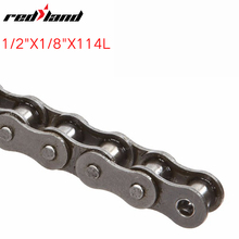 REDLAND Single Speed 114L Steel Silver bicycle Chain/bicycle/bike single chains