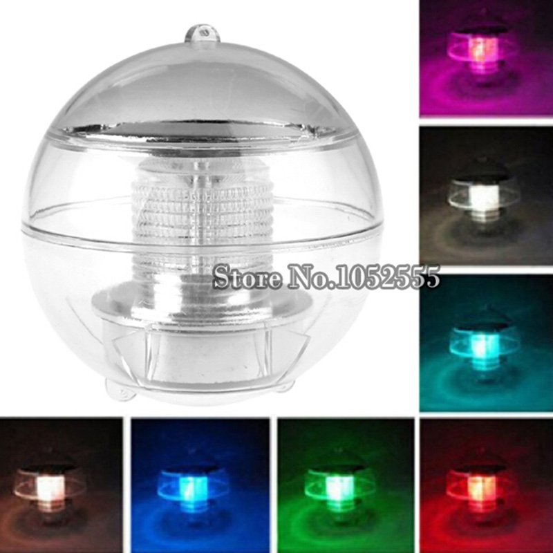 Aliexpress.com : Buy 3pcs/lot Solar Floating Lamp LED Water Pond ...