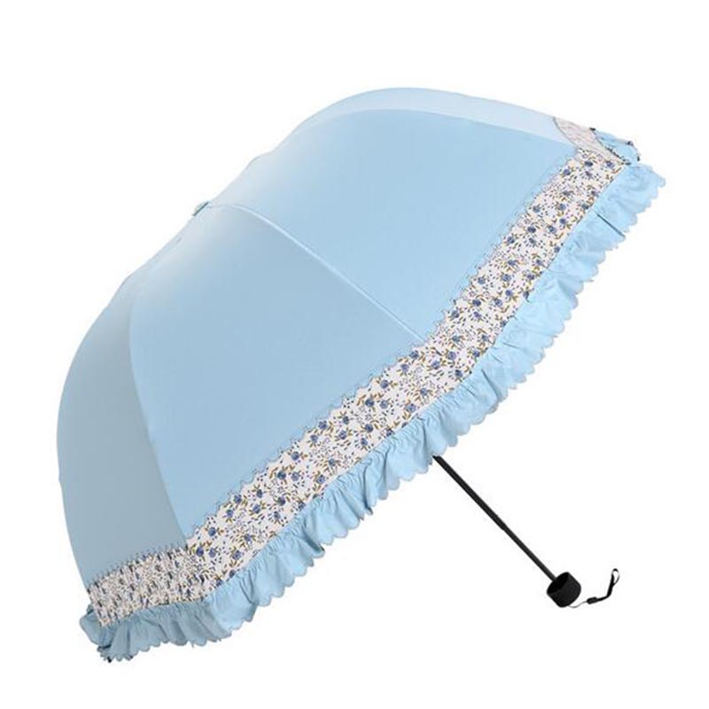 hotsale women umbrella exquisite lace anti uv umbrellas sun protection parasols rain umbrella. Black Bedroom Furniture Sets. Home Design Ideas