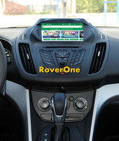 RoverOne S200 Android 8.0 Car Multimedia Player For Ford Kuga Escape 2013+ Autoradio DVD Radio Stereo GPS Navigation Bluetooth