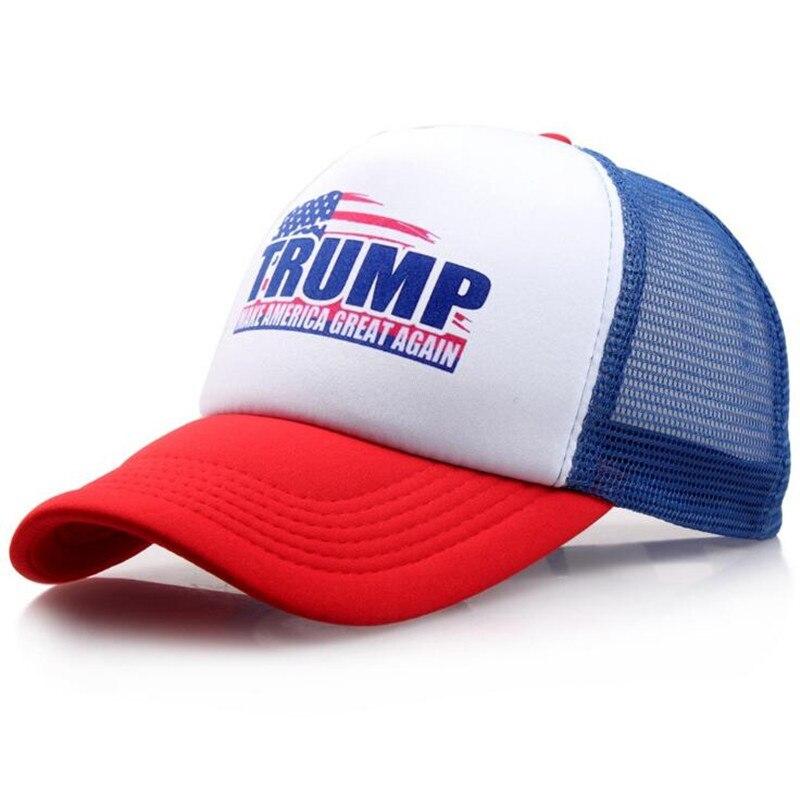 Make America Great Again Donald Trump Baseball Cap Black Adjustable Dad Hat
