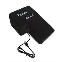20 14 10CM Ultra Big Creative Enter Button Stress Relief Toys Antistress Pillow Gadget Entertainment Novelty