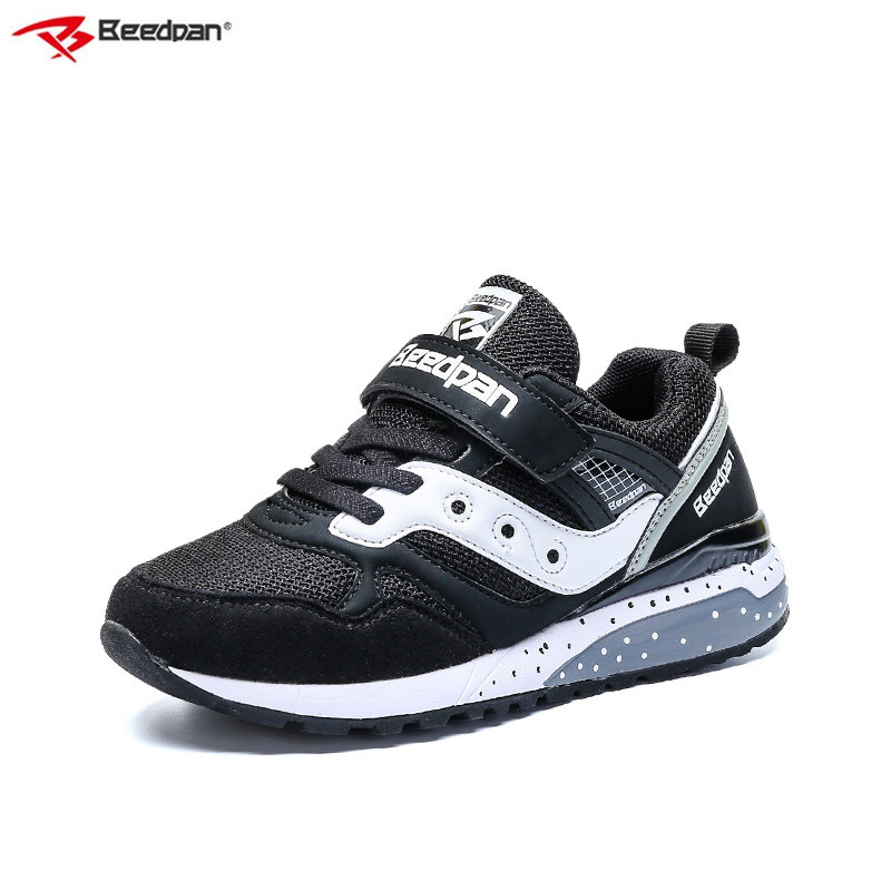 Beedpan Brand Kids Boys Shoes 2018 Autumn Breathable Sneaker Children Shoes With Light Boy Fashion Sport Shoes For Boys Sneakers beedpan children shoes boys sneakers girls sport shoes size 22 30 baby casual breathable mesh kids running shoes autumn winter