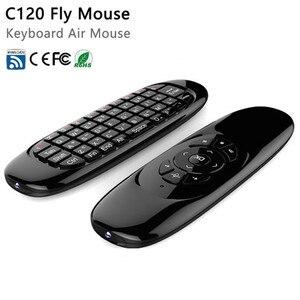 C120 English Russian2.4G RF Ai