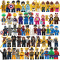 Lecgos 30pcs/lot Super heroes /Odin/Batman/Venom/Cyclops Avengers figures Building Blocks Legoes Compatible