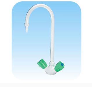 купить E5001 vertical single mouth hot and cold gooseneck faucet по цене 4011.17 рублей