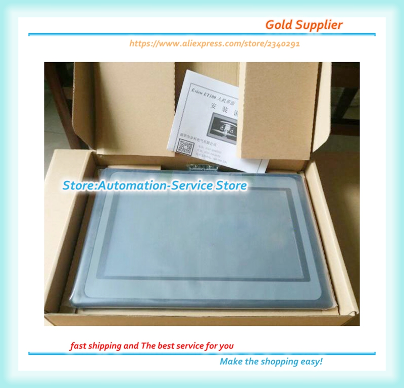ET070 ET100 MT4414T MT4414TE MT4434T MT4434TE MT4532T MT4532TE Kinco New Original LCD HMI Touch Screen boxed