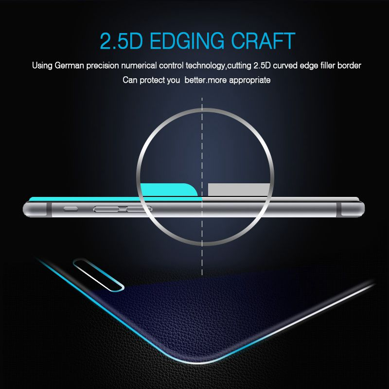 Tempered Glass Film for HUAWEI Mate S Screen Protector Explosion-proof Front LCD 5.5 inch pelicula de vidro